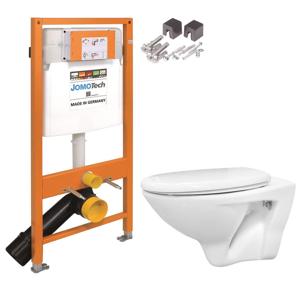 AKCE/SET/JOMO JOMO Duofix modul pro závěsné WC + montážní sada + sedátko + WC CERSANIT MITO 174-91100700-00 MI1