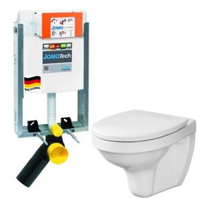 AKCE/SET/JOMO SET JOMOTech Modul pro zazdění LIGHT + sedátko + WC CERSANIT DELFI 164-14600479-00 DE1