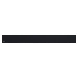 Alcaplast GLASS Rošt pro liniový podlahový žlab sklo černé GL1204-1150