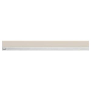 Alcaplast MINERAL POSH Rošt pro liniový podlahový žlab syntetický kámen pískový  nerez mat MP1206-950
