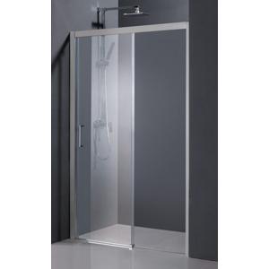 Aquatek DYNAMIC B2 130 Sprchové dveře zasouvací 127-131cm, varianta pravá, výplň sklo grape DYNAMICB2130-129