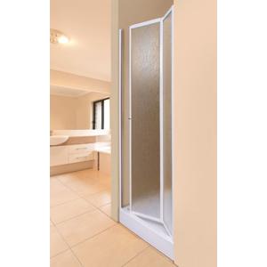 Aquatek LUX B6 75 Sprchové dveře zalamovací 71 76 cm, výplň sklo grape LUXB675-19