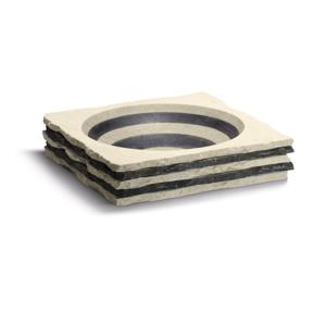ARTTEC BISTONE umyadlo 450x450x100 mm PAN01164