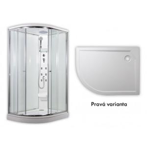 ARTTEC SIRIUS masážní sprchový box model 5 chinchila pravá PAN04558