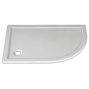 ARTTEC STONE 1080R L sprchová vanička čtvrtkruhová levá PAN01205
