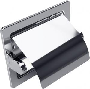 BEMETA Držák toaletního papíru vestavný nerez lesk 105112121