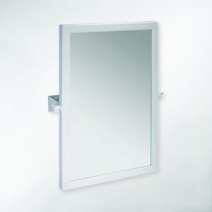 Bemeta HELP výklopné zrcadlo; nerez 301401031 301401031