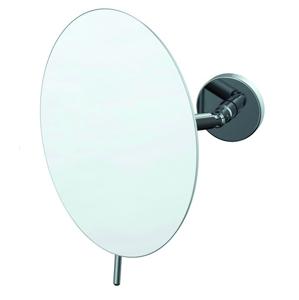 BEMETA Kosmetické zrcátko pr. 200 mm jednostranné s kloubem 360° 3x 116201332