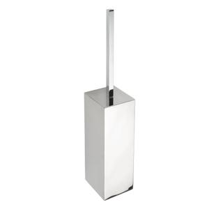 BEMETA PLAZA WC štětka na postavení/zavěšení chrom 118113092