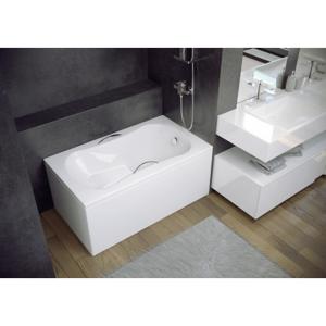 HOPA Obdélníková vana ARIA REHAB Rozměr vany 120 × 70 cm, Nožičky k vaně s nožičkami VANARIA120REH+OLVPINOZ