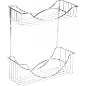 Drátěná polička KD02080052 29,5×12,5×33,5 cm KD02080052