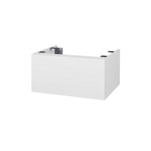 Dřevojas Doplňková skříňka pod desku DSD SZZ1 60. bez výřezu (výška 30 cm) D01 Beton / D01 Beton 225414