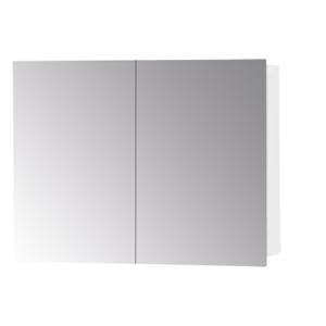 Dřevojas Dvoudvéřová galerka Q GA2 80 N01 Bílá lesk 29039