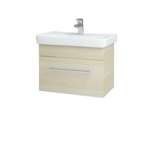 Dřevojas Koupelnová skříň SOLO SZZ 60 D02 Bříza / Úchytka T03 / D02 Bříza 22153C