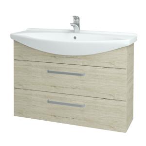 Dřevojas Koupelnová skříň TAKE IT SZZ2 105 D05 Oregon / Úchytka T01 / D05 Oregon 134211A