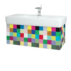 Dřevojas Koupelnová skříň VARIANTE SZZ 100 IND Individual / IND Individual 161538