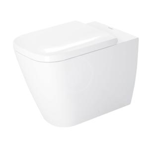 DURAVIT Happy D.2 Stojící WC, zadní odpad, s HygieneGlaze, alpská bílá 2159092000