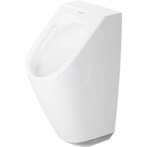 DURAVIT ME by Starck Urinál Rimless 0,5 , elektronický, bílý, Urinál Rimless 0,5 , elektronický, bílý model s cílovou muškou, s HygieneGlaze 2809312007