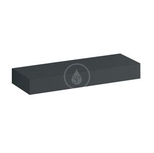 GEBERIT iCon Nástěnná polička 370x165 mm, lávová 841338000