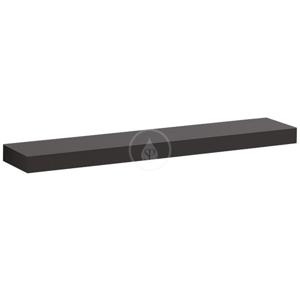 GEBERIT iCon Nástěnná polička 900x165 mm, lávová 841991000