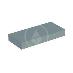 GEBERIT iCon xs Polička, délka 370 mm, platinová lesklá 840339000