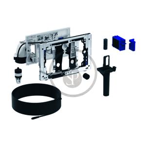 GEBERIT Příslušenství Jednotka odsávání zápachu DuoFresh, manuální spouštění, pro splachovací nádržku Sigma 8 cm, chrom 115.053.21.1