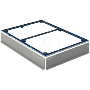 GEBERIT Setaplano Instalační rám pro sprchové vaničky, 800x1200 mm, pro 6 nohou 154.464.00.1