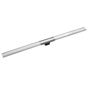 Geberit sprchový kanálek CleanLine60 L = 30-90cm nerezová ocel elektrolyticky leštěná nerezová ocel kartáčovaná 154.456.KS.1
