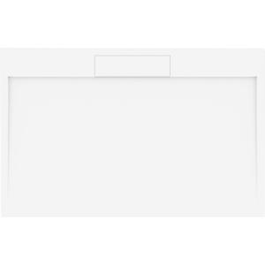 GELCO IRENA sprchová vanička z litého mramoru, obdélník 140x100x3,5cm HI140100