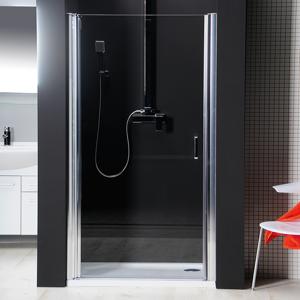 GELCO ONE sprchové dveře do niky 900 mm, čiré sklo GO4490D