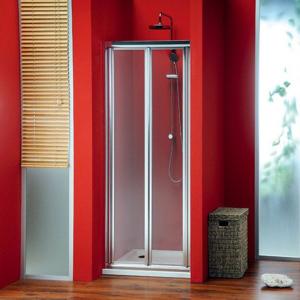 GELCO SIGMA sprchové dveře skládací 900 mm, sklo Brick SG3849