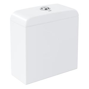 GROHE Euro Ceramic Splachovací nádrž, 385x170 mm, spodní napouštění, alpská bílá 39332000