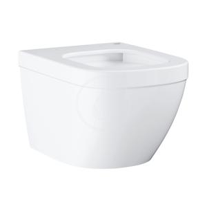 GROHE Euro Ceramic Závěsné WC, rimless, PureGuard, Triple Vortex, alpská bílá 3920600H