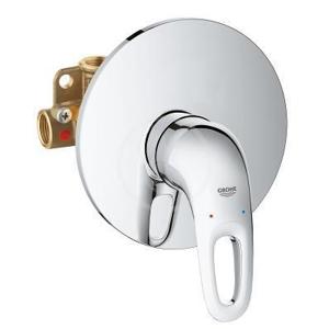 GROHE Eurostyle Páková sprchová baterie pod omítku s tělesem, chrom 33635003
