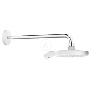 GROHE Power&Soul Hlavová sprcha Cosmopolitan, sprchové rameno 422 mm, bílá/chrom 26172LS0