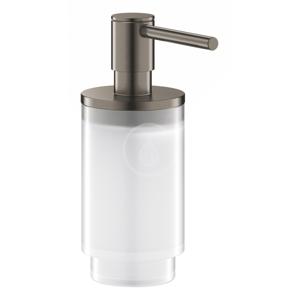 GROHE Selection Dávkovač tekutého mýdla, sklo/kartáčovaný Hard Graphite 41028AL0