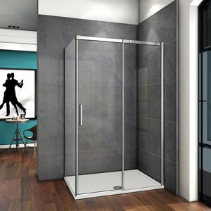 H K Obdélníkový sprchový kout HARMONY 110x100cm, L/P varianta SE-HARMONY110100