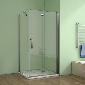 H K Obdélníkový sprchový kout MELODY 120x80 cm se zalamovacími dveřmi SE-MELODYB812080