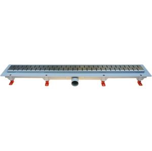 HACO Podlahový lineární žlab 650 mm medium mat HC0540/7 HC0540/7