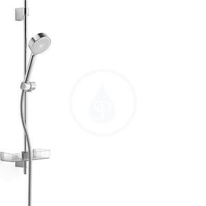 HANSA Basicjet Sprchová souprava s nástěnnou tyčí 720 mm, chrom 44780113