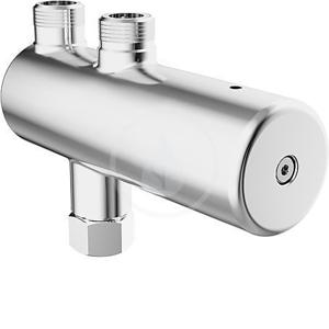 HANSA Minimat Pojistný termostatický předsměšovač, chrom 63410020