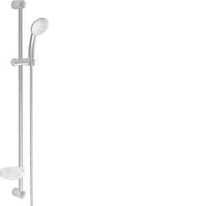 HANSABASICJET sprchová sada s tyčí 900mm ruční sprcha 3polohy HA44670130