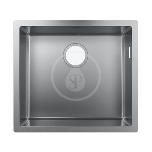 HANSGROHE Dřezy Podstavný dřez S719-U450, nerezová ocel 43426800