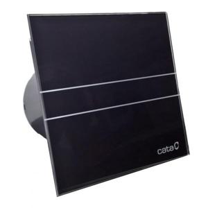 HOPA Axiální ventilátory na zeď či do stropu E100 GBT, s časovačem, sklo černé CATA00900502
