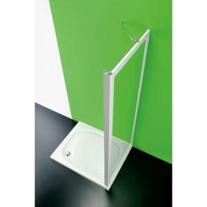 HOPA Sprchová zástěna Anta fissa MA 90–87 × 185 cm, 3mm čiré sklo BSAFI90MAS
