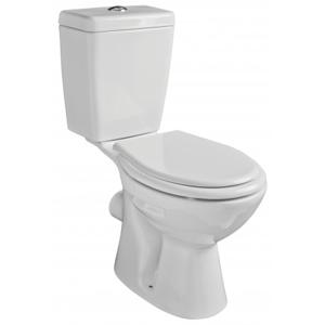 HOPA WC kombi CARMINA zadní odpad Sedátko polypropylen OLKGCA04KLZ02M+OLKGYM00PLS05