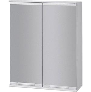 HOPA Závěsná skříňka se zrcadlem BASIC I, II Rozměry skříněk 46 × 40 × 15 cm OLNPSD4640
