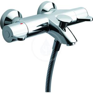 IDEAL STANDARD CeraPlus Vanová baterie termostatická nástěnná, chrom A4089AA