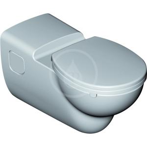 IDEAL STANDARD Contour 21 Závěsný klozet pro tělesně postižené s hlubokým splachováním 360 x 400 x 700 mm RIMLESS (bez splachovacího kruhu), bílá s Ideal plus S3069MA