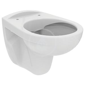 IDEAL STANDARD Eurovit Závěsné WC, rimless, bílá K881001